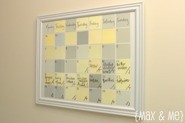 Dry Erase Paint Chip Calendar Ask a question. $ Add to cart. Rare find — there's only 1 of these in stock. Overview. Handmade item Materials: Dry erase board, Paint chips Favorited by: 13 people; Gift message available This shop accepts Etsy gift cards Shipping. Get it fast!.