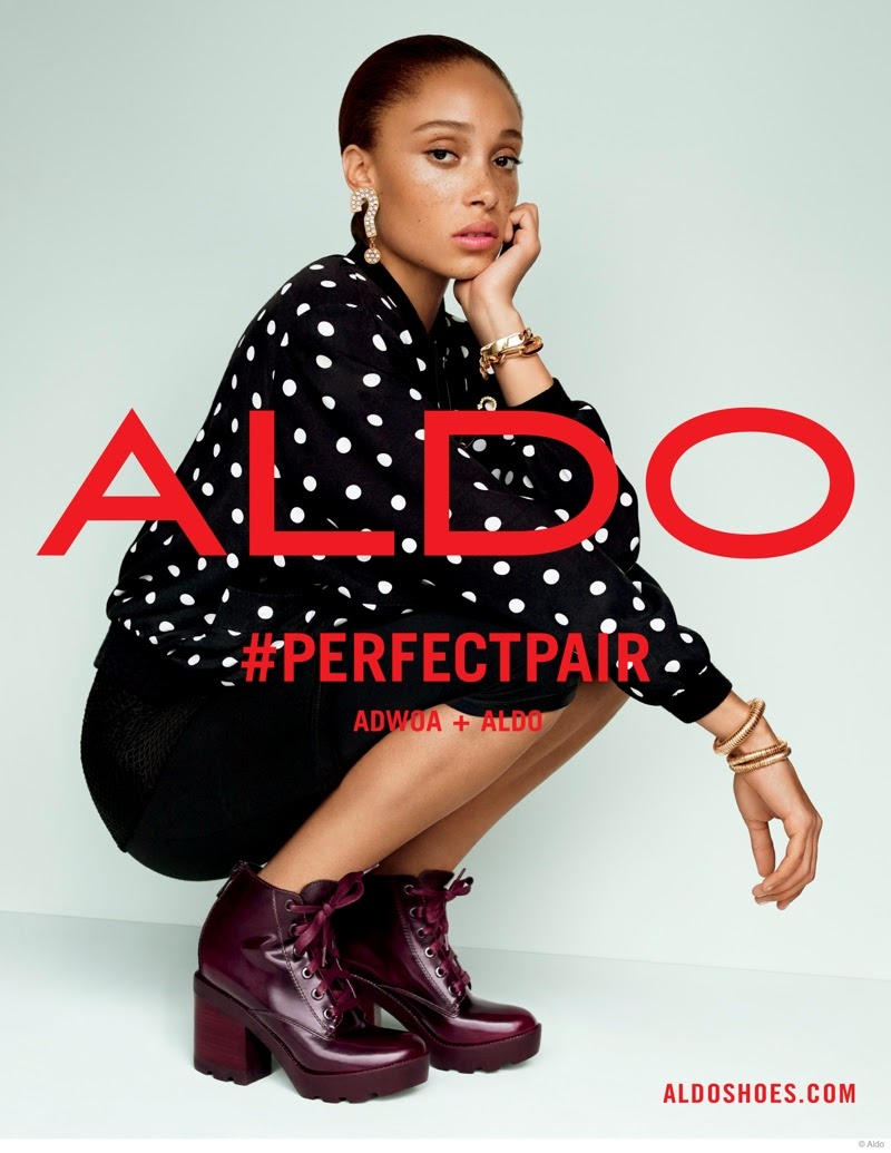 Aldo goes sophisticated for its Fall/Winter 2014 Campaign