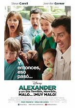 Alexander y el día terrible, horrible, malo… ¡muy malo! (2014) [Latino]