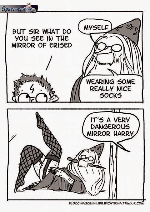 funny Harry Potter comics
