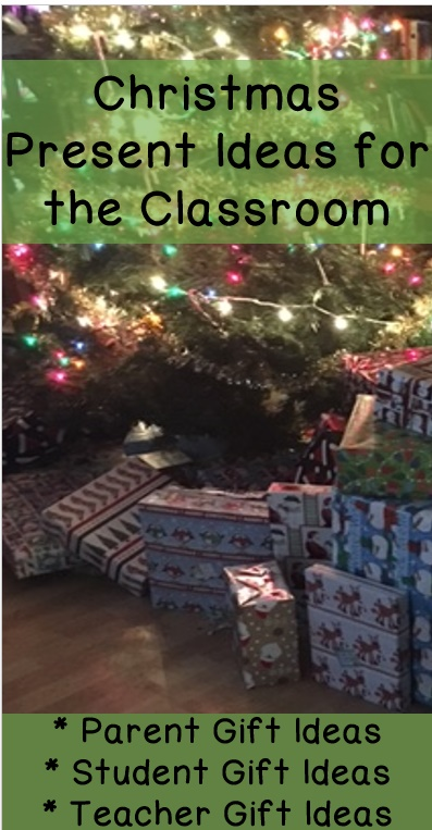 Christmas Present Ideas for the Classroom - and $25 Teachers Pay Teachers  Gift Card Giveaway. ' - An Apple For The Teacher: Christmas Present Ideas For The Classroom