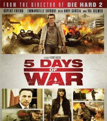5 Dias de Guerra – DVDRIP LATINO