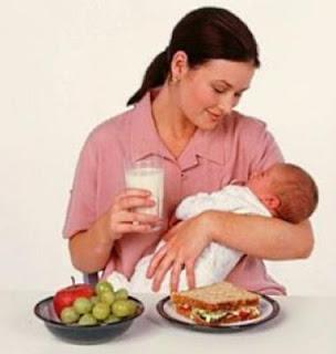 Pemakanan ibu menyusu