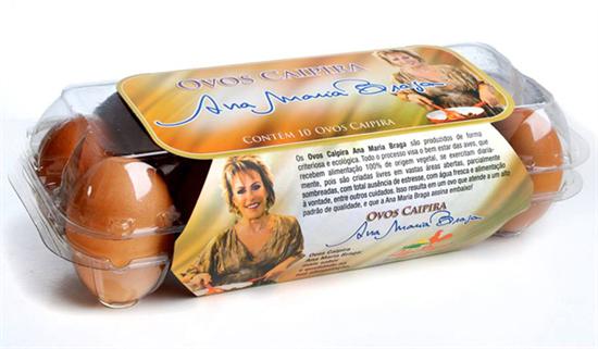 Quase morri de susto com os ovos da Ana Maria Braga