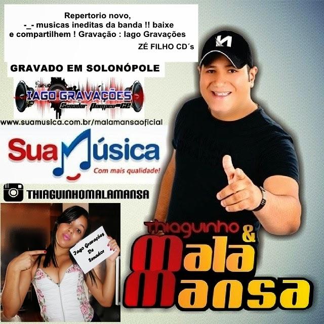THIAGUINHO & MALA MANSA EM SOLONÓPOLE