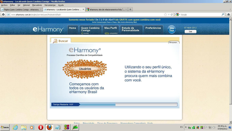 Eharmony online dating