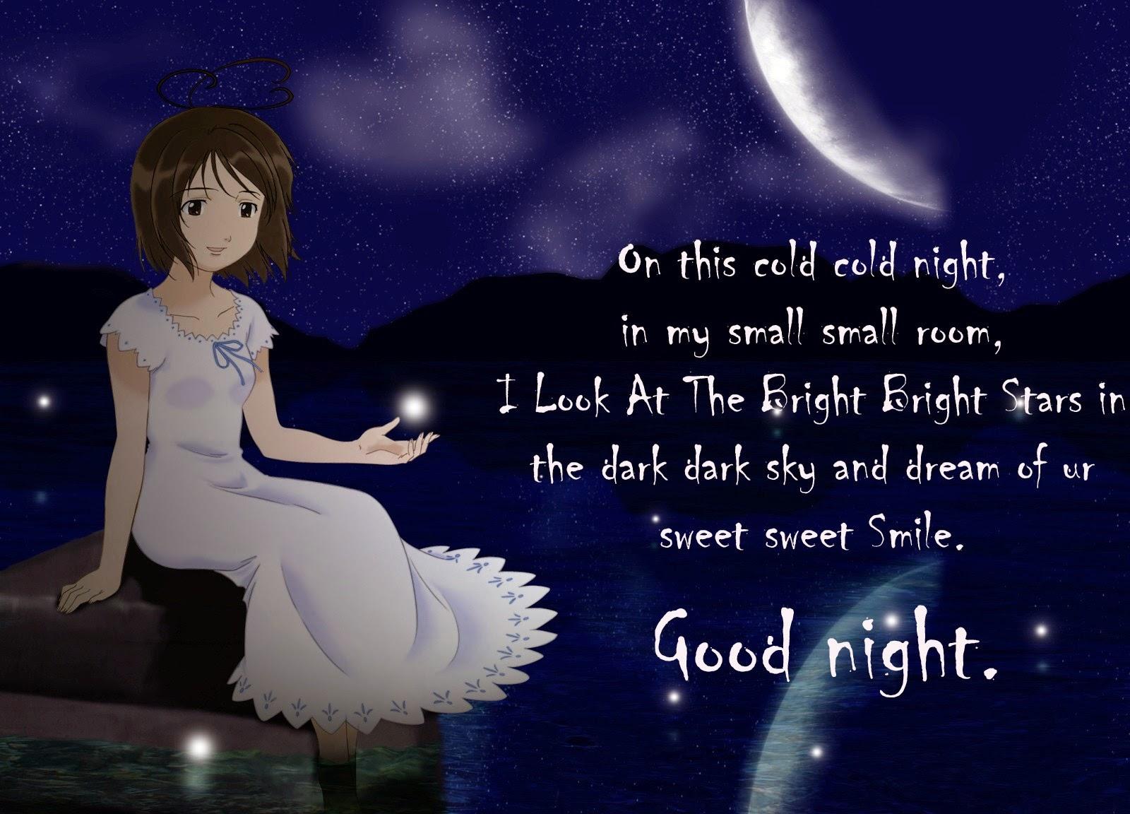 Romantic Good Night Wallpapers