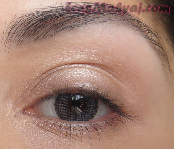 Oriflame The One Color Impact Beige Pearl far