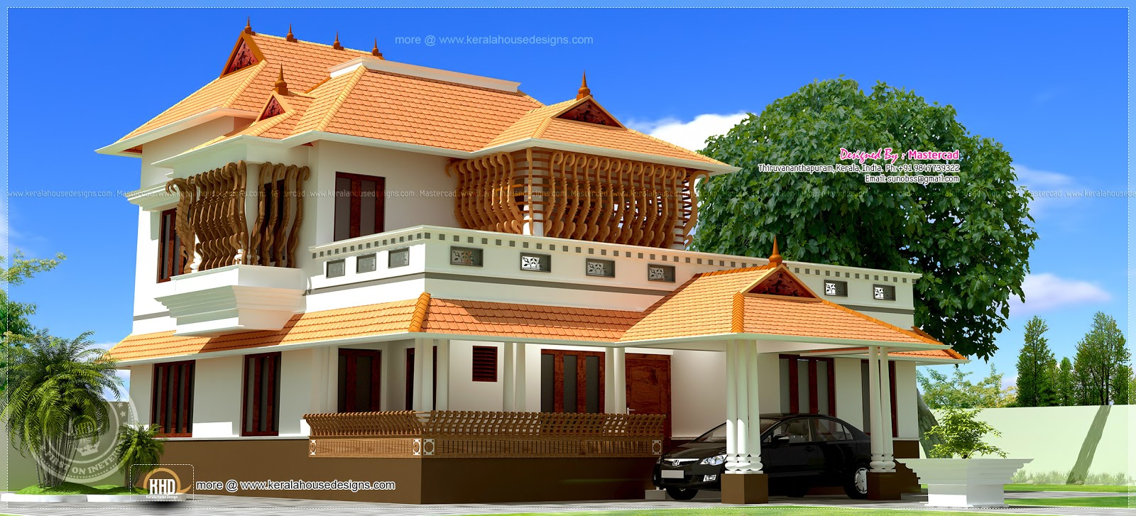 Kerala house design photo gallery joy studio design for Conventional homes