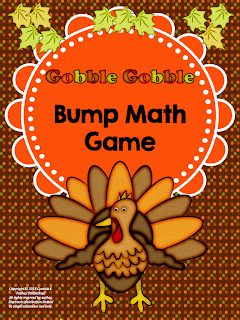 http://www.teacherspayteachers.com/Product/Gobble-Gobble-Bump-Dice-Game-986231