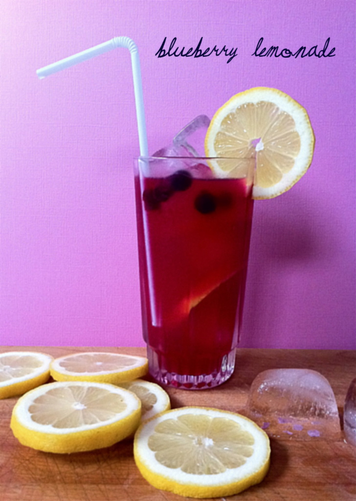 Blueberry Lemonade: