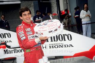 McLaren-Honda Senna