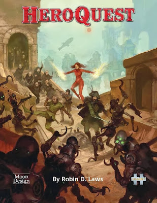 heroquest rpg cover