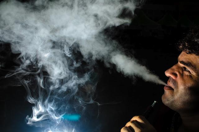 Как сделать фото в дыму