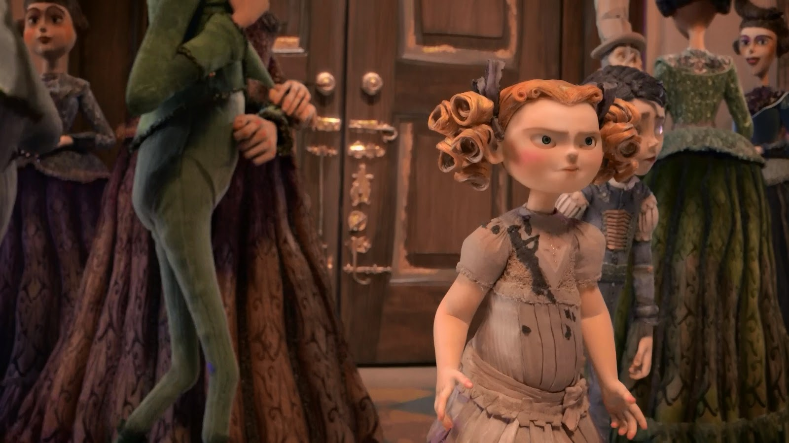 The Boxtrolls (2014) [BD-Rip 1080p. Dual]