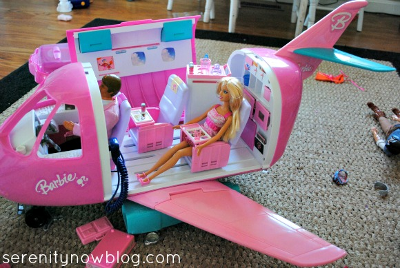 Barbie Plane, Serenity Now