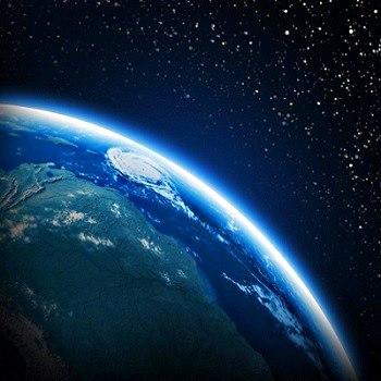bacterias en la atmosfera de la Tierra