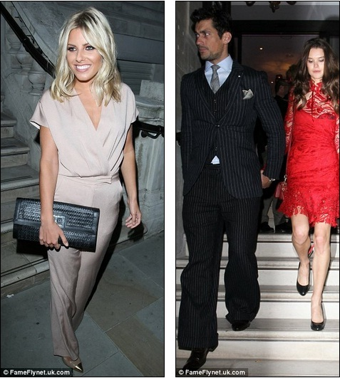 At least she looks great! Mollie King shines in nude