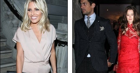 Mollie King shines in nude pantsuit at fashion bash as ex