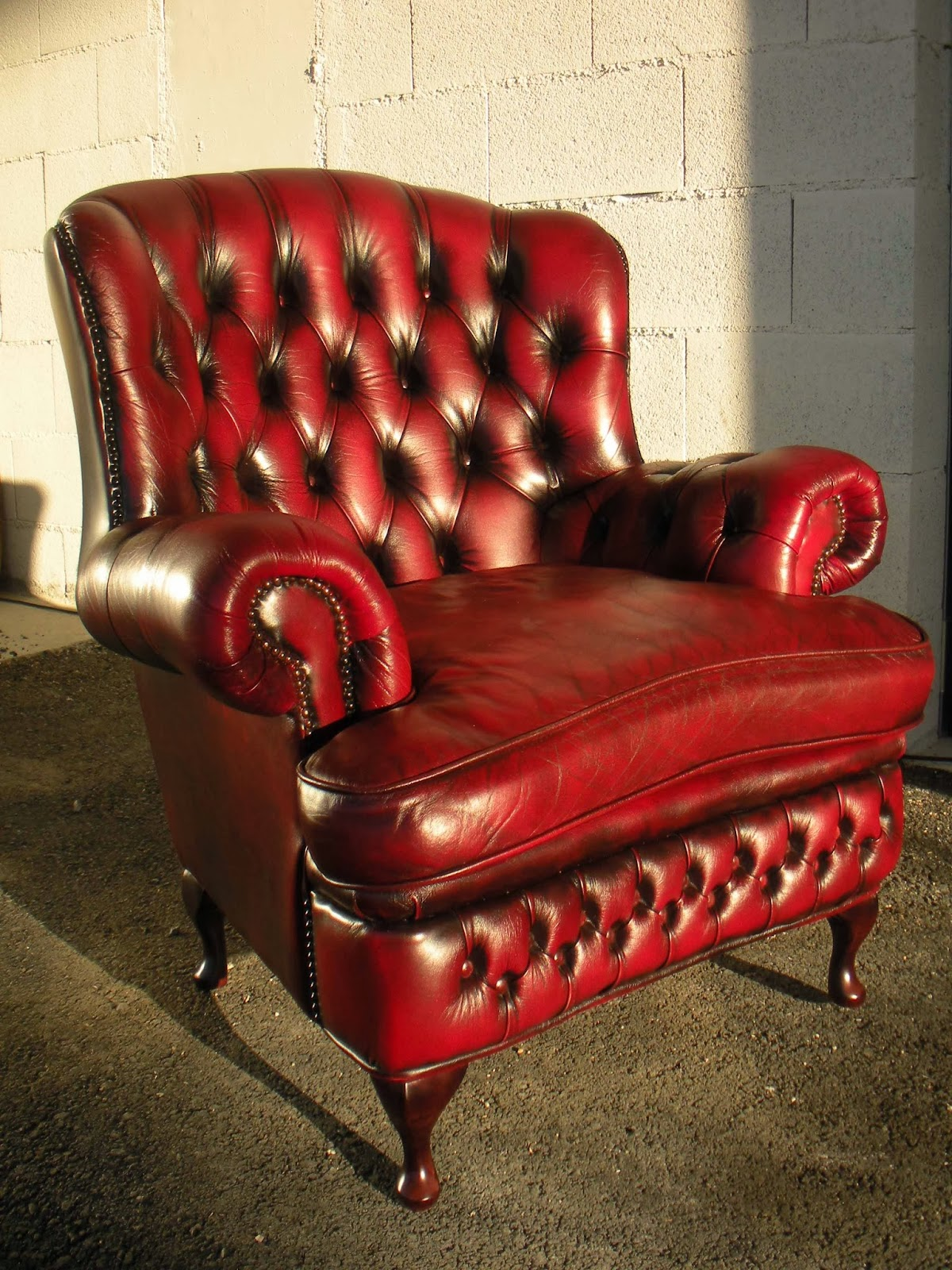 poltrone chesterfield usate vintage On poltrone vintage usate