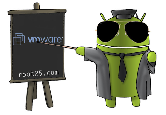 How to install Android on VMWare