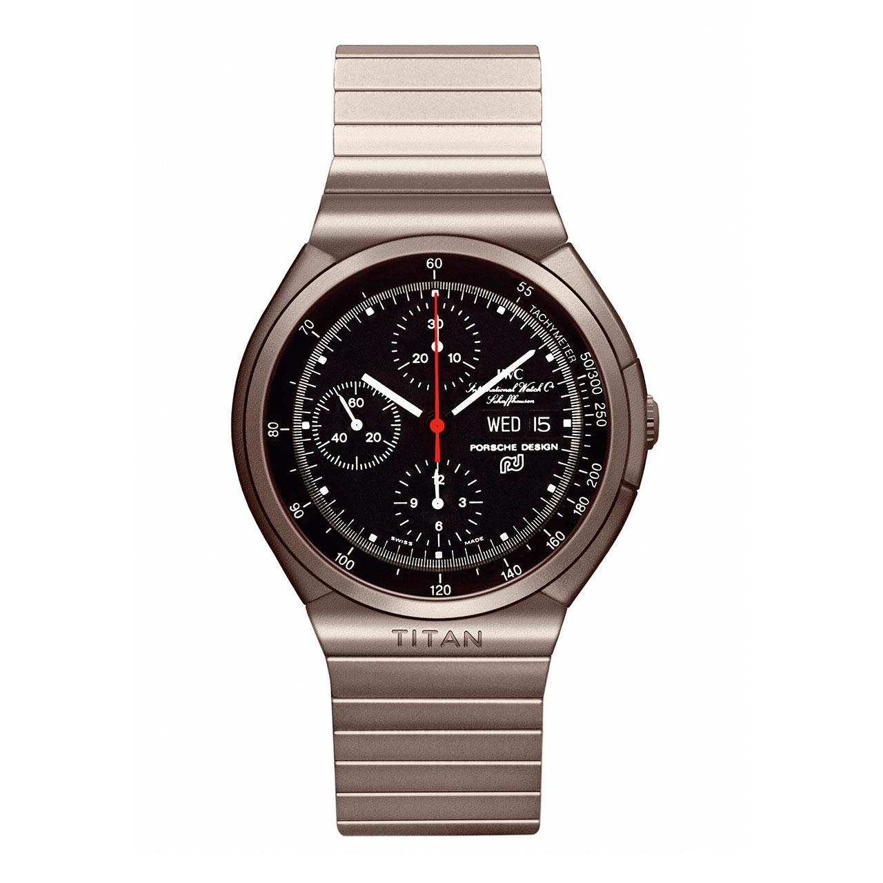 timepieces made by Porsche Design