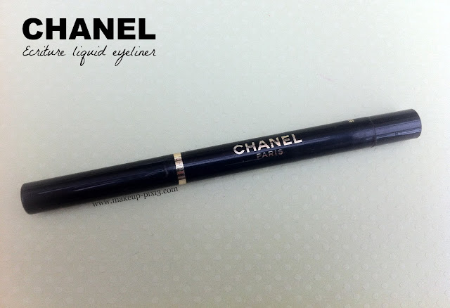 Chanel Ecriture liquid eyeliner