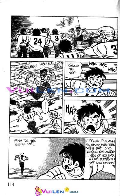 Jindodinho - Đường Dẫn Đến Khung Thành III  Tập 20 page 114 Congtruyen24h