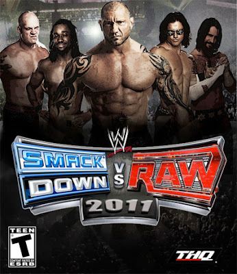 Download PC GAME Gratis | Game Gulat | Gulat Smackdown vs Gulat RAW 2011 - 2012