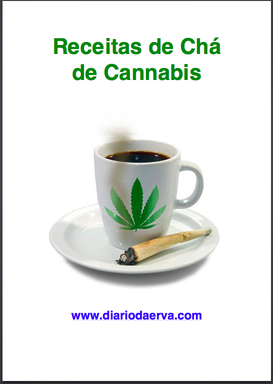 Chá de Maconha ou Cannabis. Chame Como Quiser...