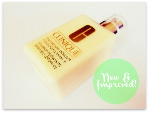 Clinique Dramatically Different Moisturising Lotion+