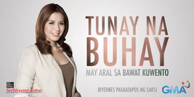 Tunay na Buhay (Mark Gil) September 2 2014