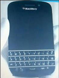 Bocoran Foto Blackberry X10