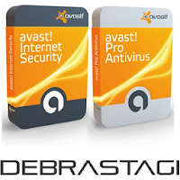 Avast! Antivirus Pro | Premier | Internet Security 8.0.1482 Full + Serial Activation Key