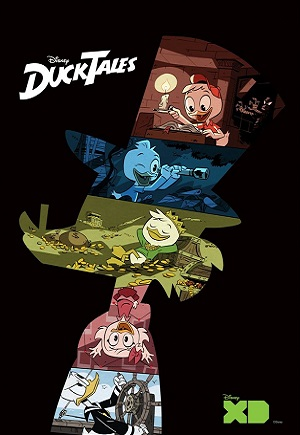 DuckTales  - Os Caçadores de Aventuras 2ª Temporada Legendada Desenhos Torrent Download capa