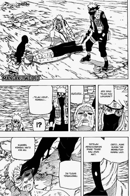 Komik Naruto 657 Bahasa Indonesia halaman 9