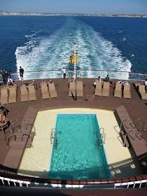 Viajar nos super ferrys da Naviera Armas