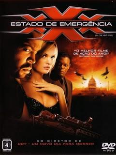 Triplo X 2 : Estado de Emergência Dublado