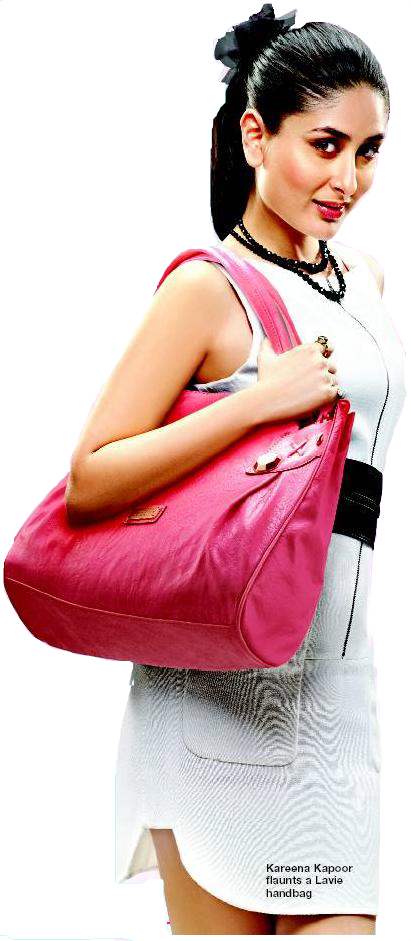 Kareena Kapoor Introduces Lavie Handbags Spring Summer Collection 2012