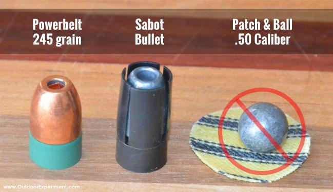 .50 Caliber Muzzleloading Bullets