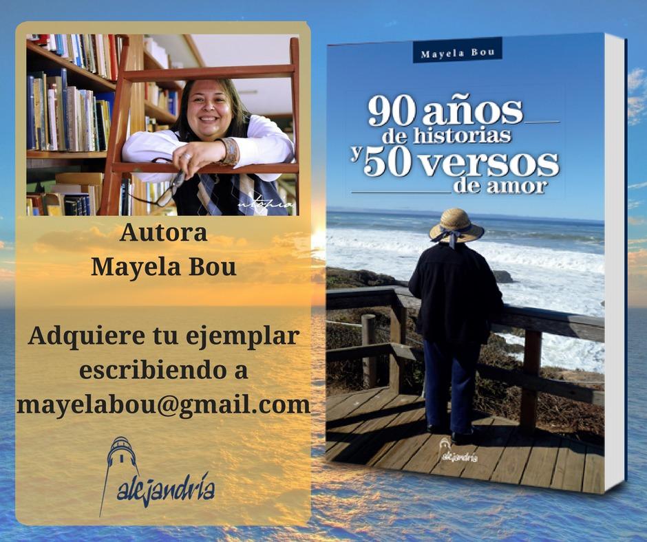 90 Años de historias y 50 Versos de amor