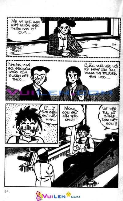 Jindodinho - Đường Dẫn Đến Khung Thành III  Tập 51 page 14 Congtruyen24h