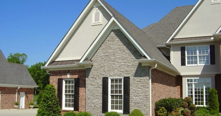 Fachadas de piedra fachadas de casas de campo en piedra - Tipos de piedras para fachadas ...
