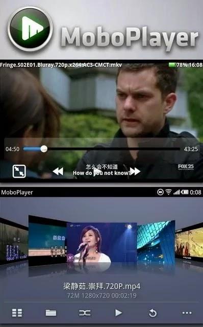 MoboPlayer Pro v1.3.301