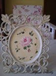 Shabby chic ruza