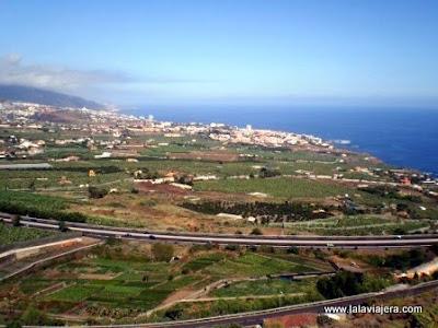 Valle Orotava Tenerife