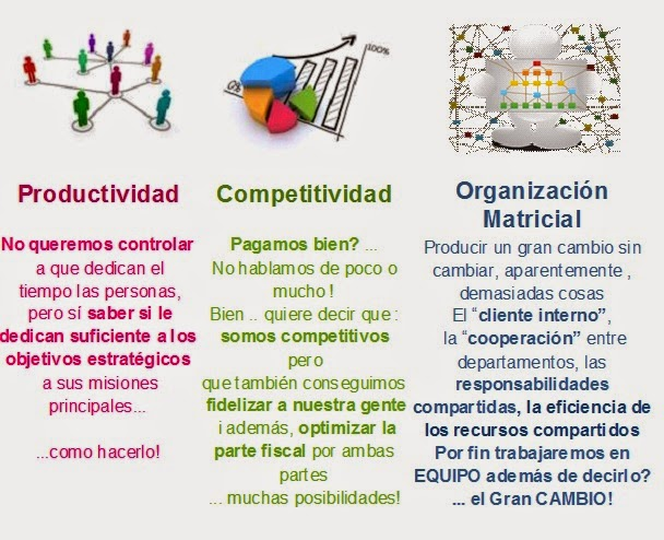 Información actividad ICSA grupo