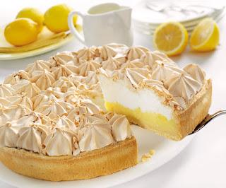 Torta de Limão - Você sabe cozinhar