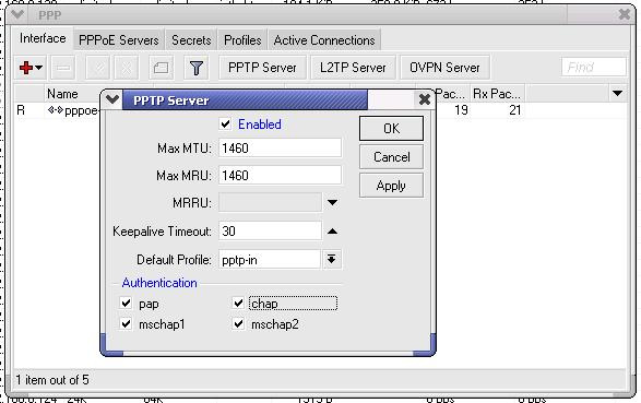 Tutorial Cara Setting Mikrotik RB750 via Winbox