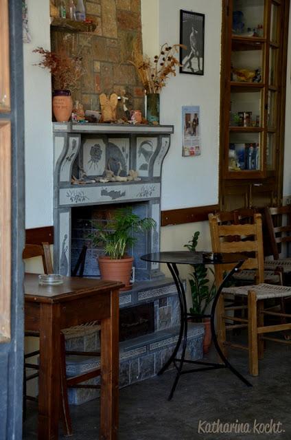 Kafenion Taverne Kreta Griechenland